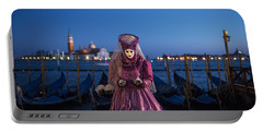 Venice Carnival '15 V Portable Battery Charger