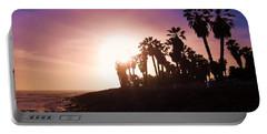 Ventura Beach Sunset Portable Battery Charger