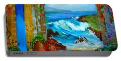 Veranda Ocean View Portable Battery Charger