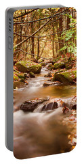 Portable Battery Charger featuring the photograph Vermont Stream by Jeff Folger