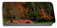 Vermont Wagon Portable Battery Charger