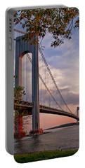 Verrazano Narrows Bridge Portable Battery Charger