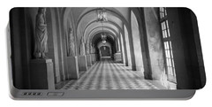 Versailles Hallway Portable Battery Charger