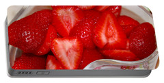 Very Berry Portable Battery Charger