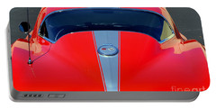 Very Cool Corvette Portable Battery Charger