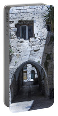Very Old City Architecture No 1 Portable Battery Charger