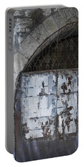 Very Old City Architecture No 3 Portable Battery Charger