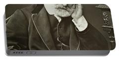 Victor Hugo Portable Battery Charger