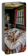 Victorian Dining Portable Battery Charger