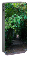 View Down Philadelphia Alley Portable Battery Charger