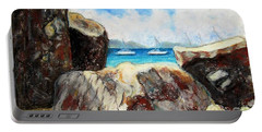View Of Devil's Bay Portable Battery Charger