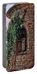 Portable Battery Charger featuring the photograph View From The Top Bordeaux France by Tom Prendergast