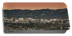View Of Buildings In City, Beverly Portable Battery Charger by Panoramic Images