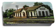 Villisca Train Depot Portable Battery Charger