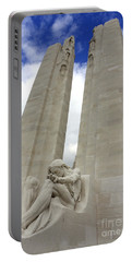 Vimy Ridge Memorial France Portable Battery Charger