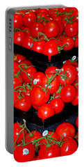 Vine Ripened Tomatoes Portable Battery Charger