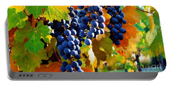 Vineyard 2 Portable Battery Charger by Xueling Zou