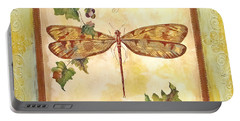 Vineyard Dragonfly Portable Battery Charger