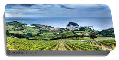 Vineyards By The Sea Portable Battery Charger