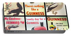 Vintage Guinness  Portable Battery Charger