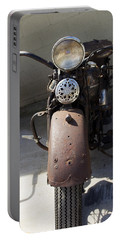 Vintage Harley Portable Battery Charger