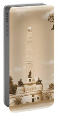 Vintage Lincoln's Tomb Portable Battery Charger