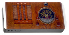 Vintage Radio Portable Battery Charger
