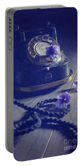 Vintage Telephone Portable Battery Charger