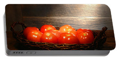 Vintage Tomatoes Portable Battery Charger