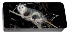 Virginia Opossum Portable Battery Charger