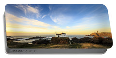 Portable Battery Charger featuring the photograph Virxe Do Porto Meiras Galicia Spain by Pablo Avanzini