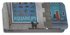 Visit The Aquarium Portable Battery Charger