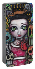 Viva La Vida  Portable Battery Charger