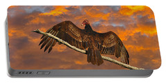 Vivid Vulture Portable Battery Charger