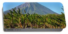Volcan Concepcion Nicaragua Portable Battery Charger