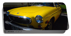 Volvo P1800es Portable Battery Charger