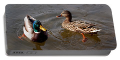 Wading Ducks Portable Battery Charger