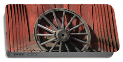 Wagon Wheel Zoom Portable Battery Charger