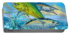 Dorado Paintings Portable Battery Chargers