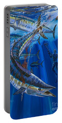Wahoo Spear Portable Battery Charger by Carey Chen