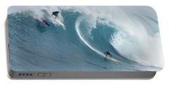 Waimea Surfers Portable Battery Charger