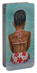 Waiting To Swim Portable Battery Charger