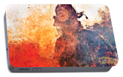 Walk Through Hell Portable Battery Charger by Everet Regal