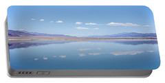 Walker Lake Mirror Portable Battery Charger by Jennifer Nelson