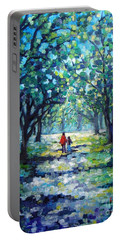 Walking In The Park Portable Battery Charger