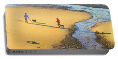 Walking The Dogs Portable Battery Charger