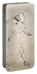Walking With An Angel Portable Battery Charger