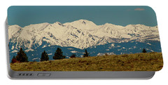 Wallowa Mountains Oregon Portable Battery Charger