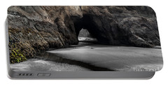Walls Of The Cave Portable Battery Charger