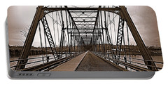 Walnut Street Bridge Portable Battery Charger